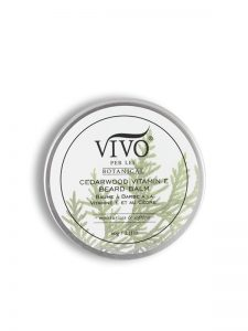 Cedarwood Vitamin E Beard Balm