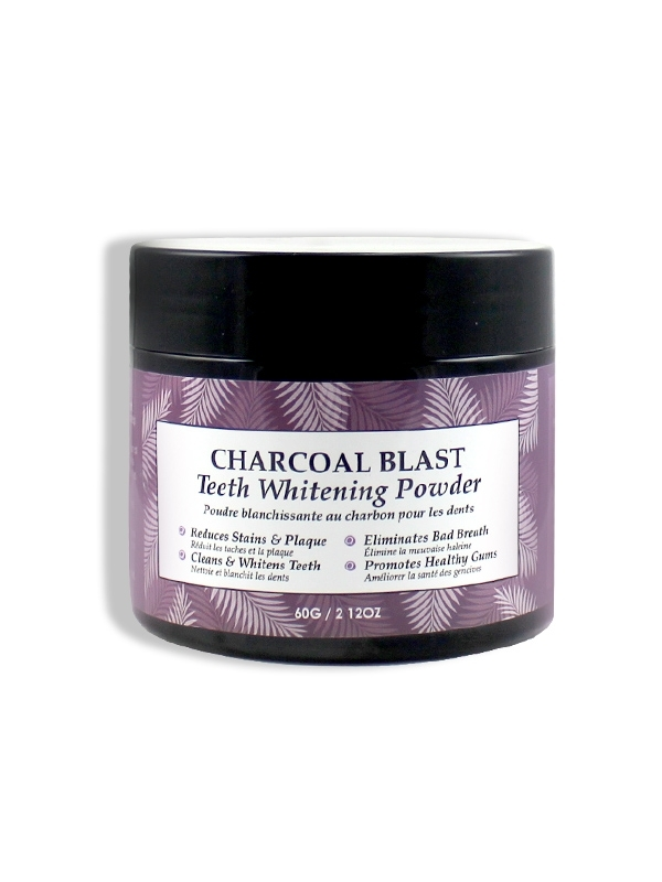 Charcoal for dental care