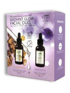 Radiant Glow Facial Due-Box