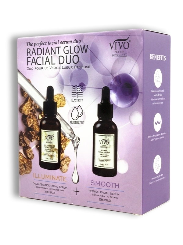 Radiant Glow Facial Due-Box