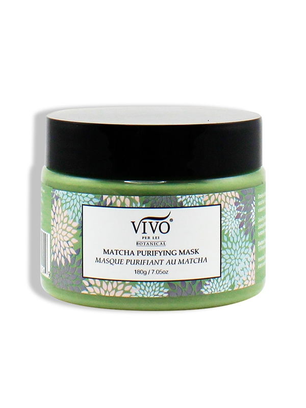Vivo Per Lei Matcha Purifying Mask Front