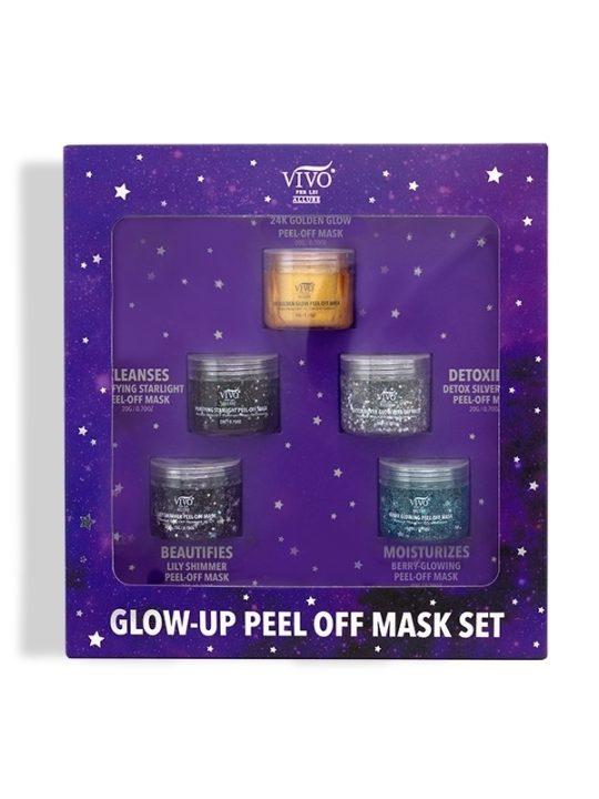 Glow-Up Peel Mask Set