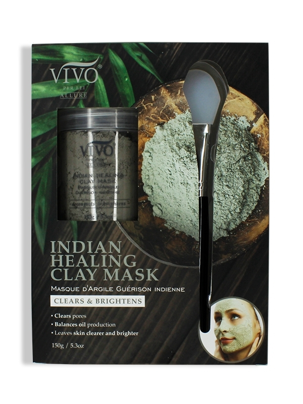 Vivo Indian Healing Clay Mask