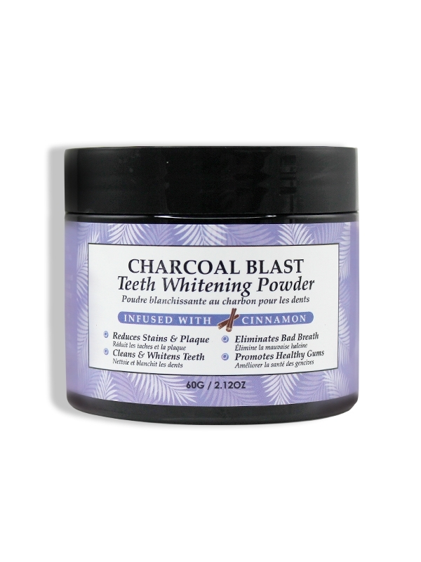Vivo Per Lei Charcoal Blast Whitening Powder Cinnamon