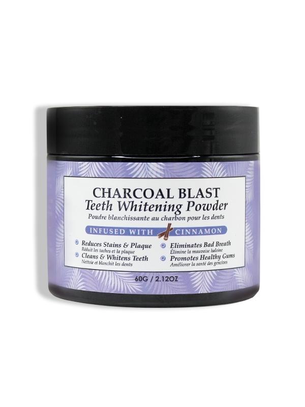 Vivo Per Lei Charcoal Blast Whitening Powder Cinnamon