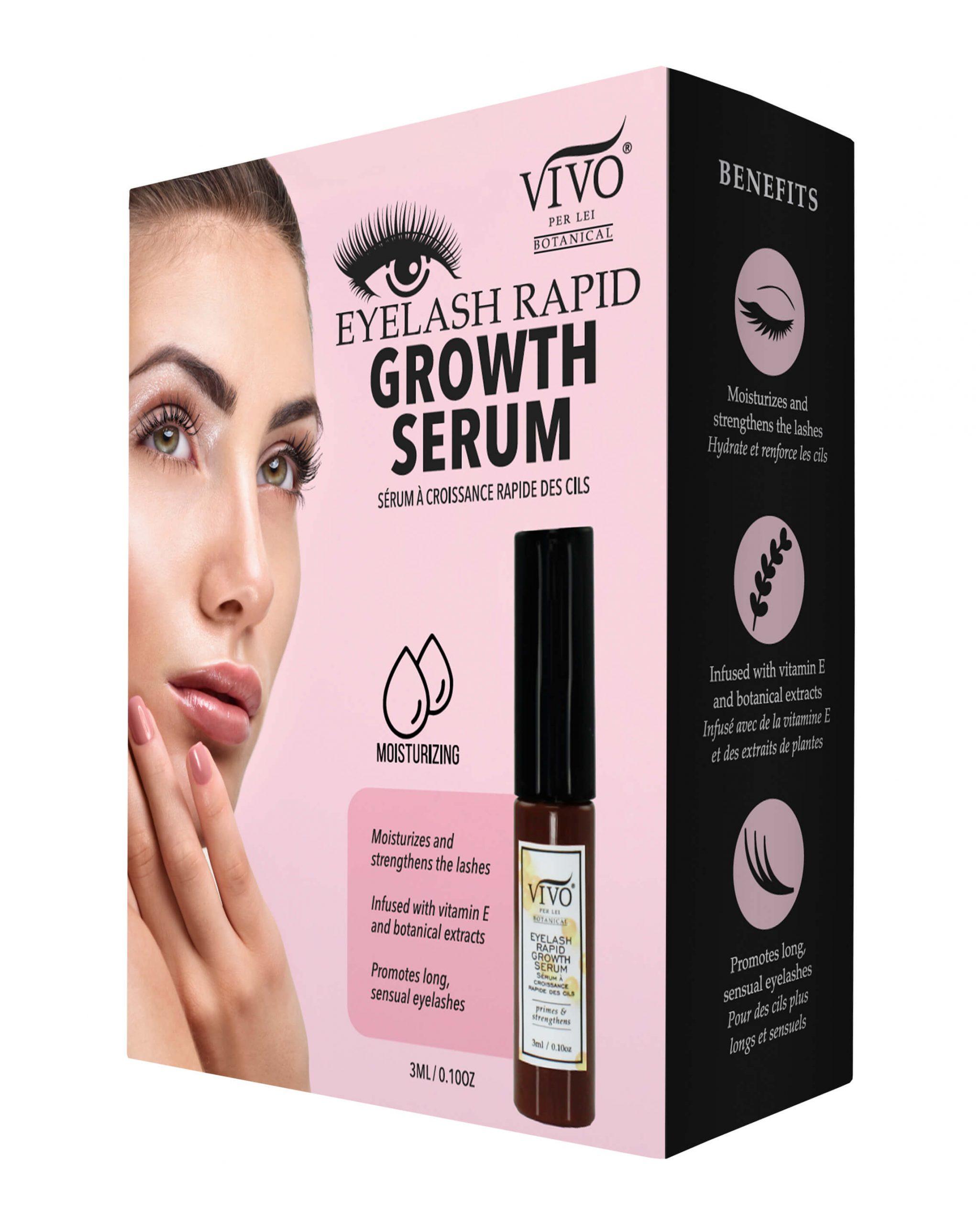Vivo Eyelash Growth Serum