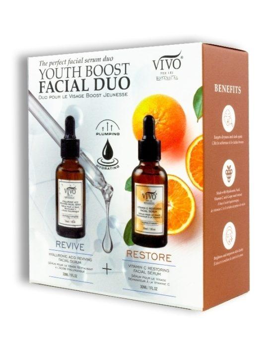 Youth Boost facial Duo-Box